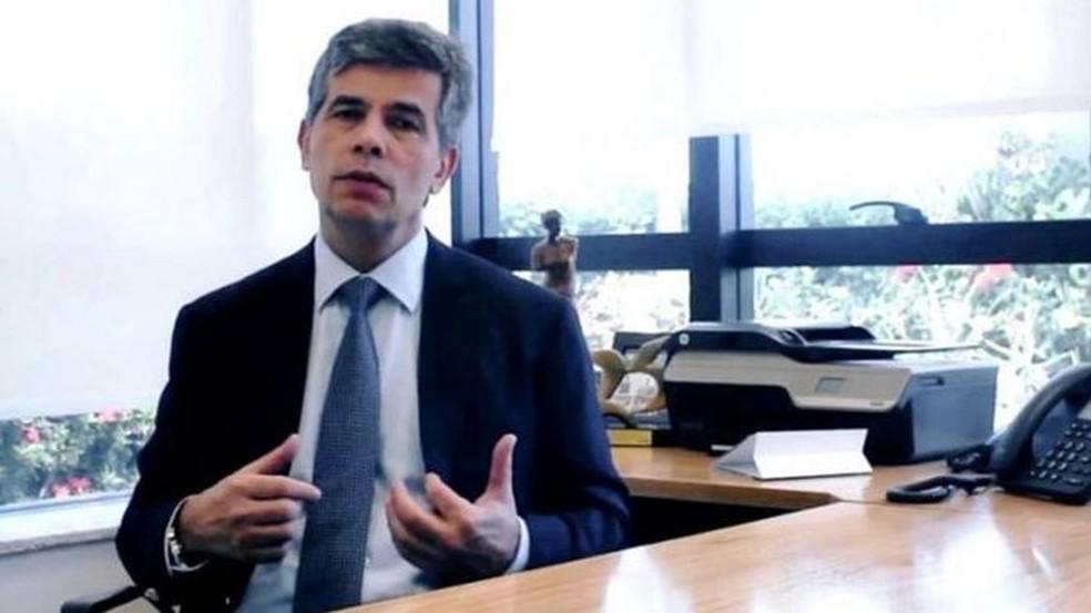 Nelson Teich foi consultor informal na campanha eleitoral de Bolsonaro e chegou a ser cotado para assumir o Ministério da Saúde após a eleição — Foto: Reprodução/ BBC