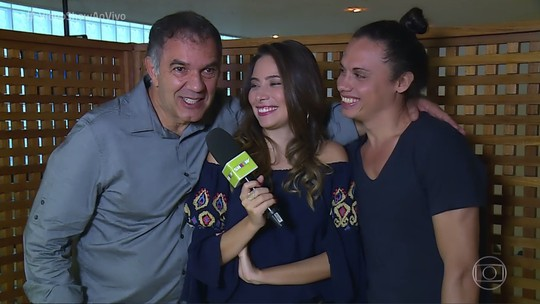 Humberto Martins se emociona com declaração de Silvero Pereira e entrega: 'Me ensina muita coisa'