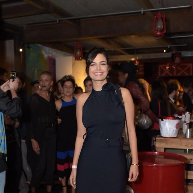 Emanuelle Araújo (Foto: Alexandre Virgilio)