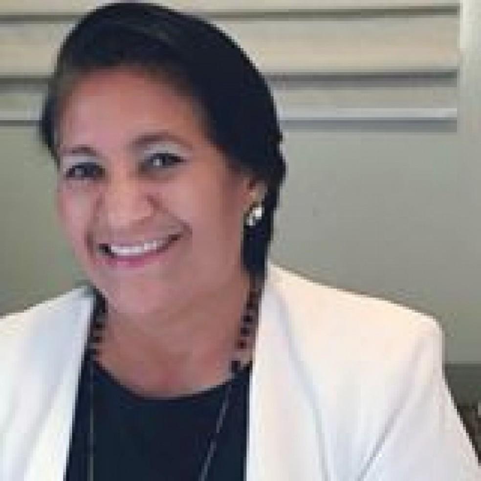Paulina Dias da Silva, de 64 anos, morreu — Foto: Prefeitura de Nobres/Divulgação