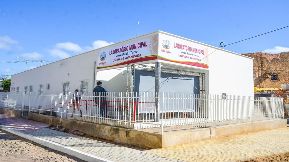 Inaugurada unidade avançada do Laboratório Municipal para testes ...