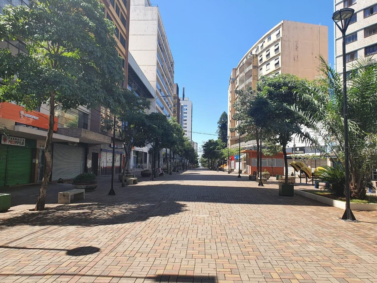 Prefeitura de Londrina altera o horário de funcionamento do comércio aos sábados