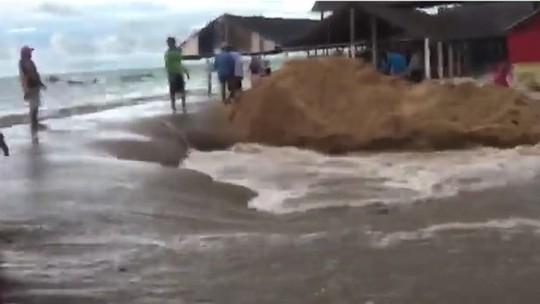 Fevereiro registrou triplo do índice de chuvas de janeiro no Norte do Piauí