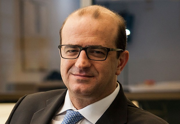 Marcelo Castelli , presidente da Fibria (Foto: Divulgação)