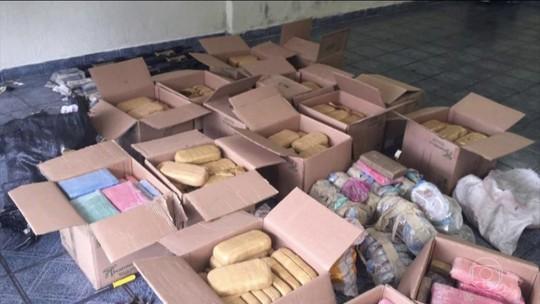 10 são presos em ação contra tráfico de drogas em SP