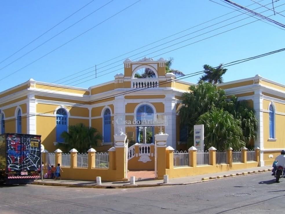 Casa do Arterão foi fundada no século passado (Foto: Divulgação)