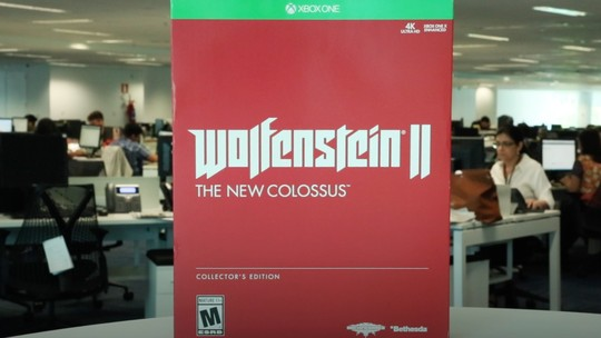 Review Wolfenstein 2