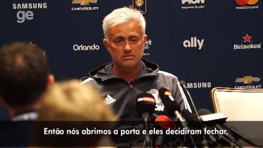 Mourinho garante permanência de De Gea e diz que Bale jamais esteve nos planos