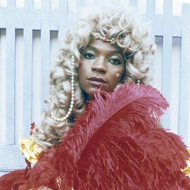 Zezé no papel de Xica da Silva, personagem que a alçou à fama (1976)  (Foto: Divulgalção)