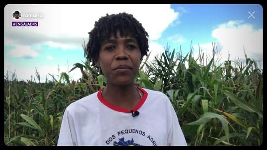 Romário da Silva luta por melhores condições de trabalho dos agricultores