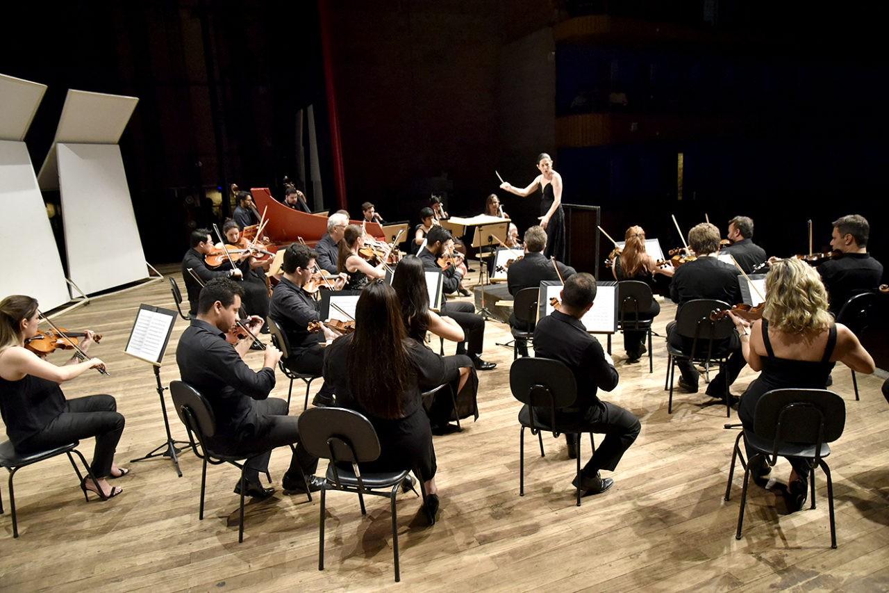 Orquestra de Jundiaí faz apresentação com músicas escolhidas pelos moradores