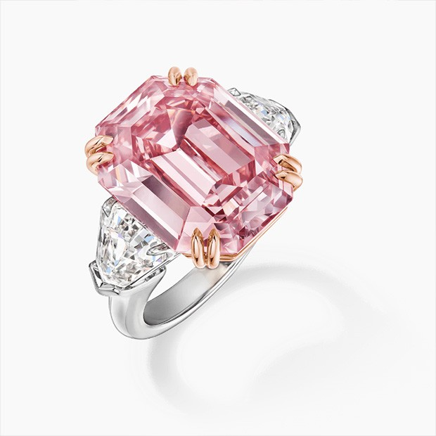 The Winston Pink Legacy (Foto: Reprodução)