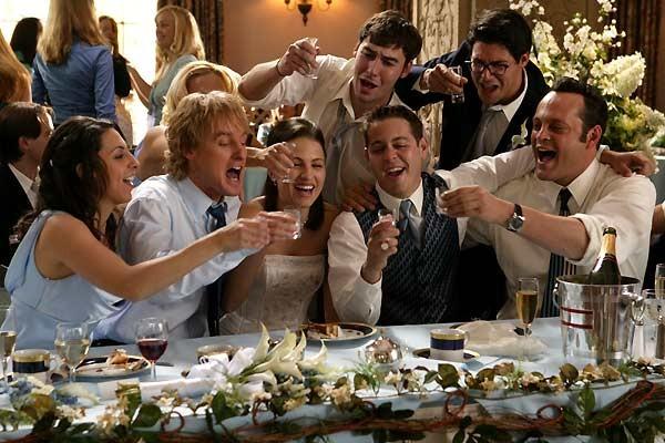 Cena do filme Os Fura Casamentos (Foto: Reprodução/YouTube)