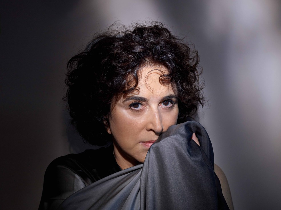 Olivia Hime canta músicas de Dori Caymmi, Edu Lobo e Francis Hime no álbum 'Espelho de Maria' — Foto: Divulgação / Nana Moraes
