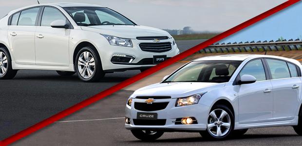 Novo ou Usado: Chevrolet Cruze Sport6 - AUTO ESPORTE ...