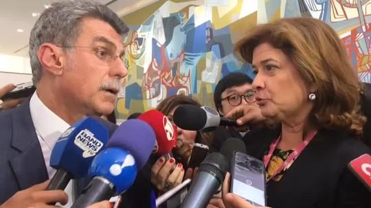 Jucá diz que R$ 2 bilhões 'não é demais para se ter democracia no Brasil'