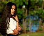 Lucy Alves alongou os cabelos para viver a protagonista de 'Amor de mãe', próxima novela das 21h, na primeira fase da novela | Marcelo Theobald / Agência O Globo