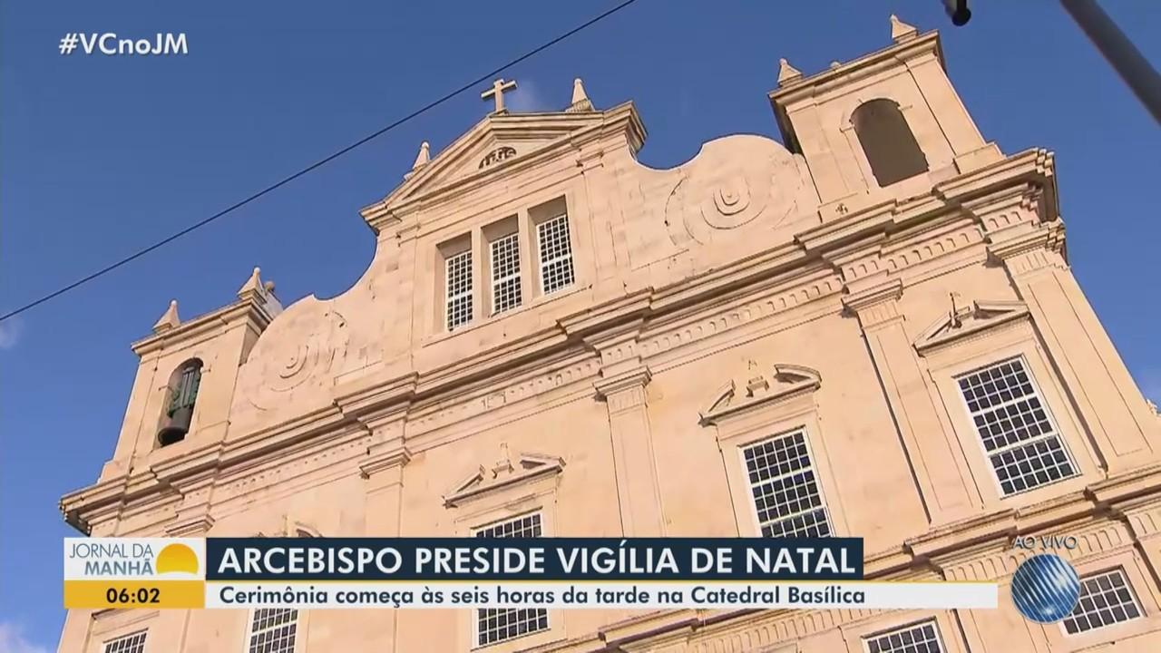 Missas de natal: Catedral Basílica terá celebração presidida por Dom Sergio da Rocha
