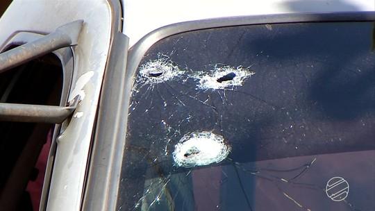 Homem morre e outro fica ferido ao serem baleados em Ponta Porã, MS