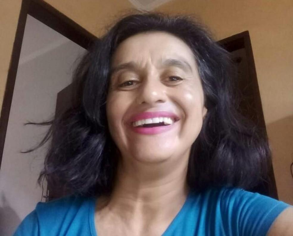 Luzia de Lourdes recorreu à campanha de arrecadação on-line para conseguir comprar aparelho auditivo em Franca (SP) — Foto: Acervo pessoal