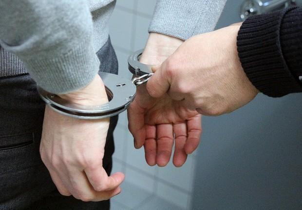 algema; prisão; cadeia (Foto: Pixabay)