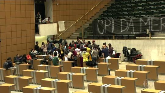Capez pede reintegração de posse na Alesp e diz que ocupação é política