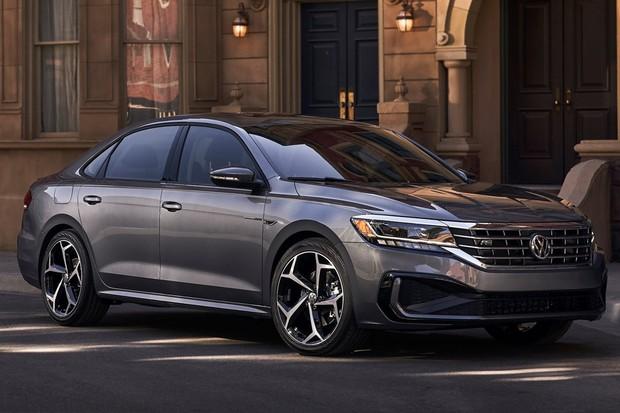 Volkswagen Passat tem versão criada para os EUA (Foto: Divulgação)