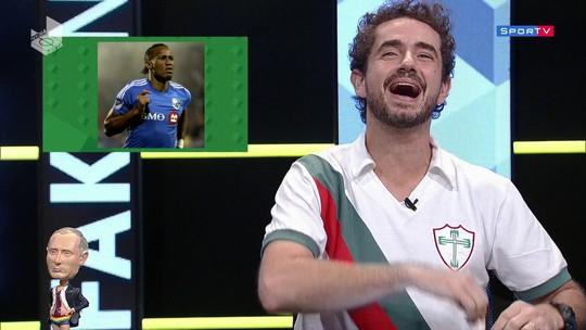 Mercado da bola do Brasileirão no Zona Mista