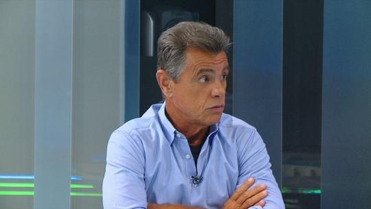 """Edinho critica atitude de Hernanes: """"Puxão de orelha tem que ser dado internamente"""""""