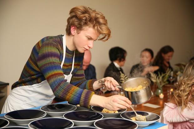 Chef Flynn McGarry (Foto: Angela Pham/BFA.com)