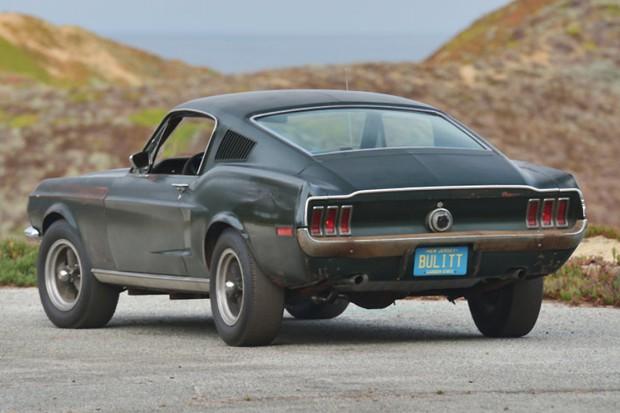 Indo ou vindo, o Mustang de Bullitt é uma obra prima (Foto: Divulgação)