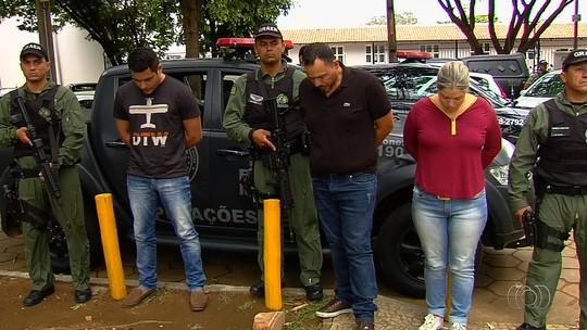 Casal suspeito de elo com assalto a empresa de transporte de valores em MG tinha vida de luxo em Goiás