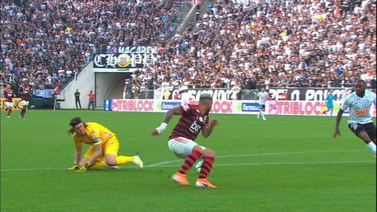 Atuações: Clayson marca, Cássio espalma bola perigosa, e Corinthians leva o empate