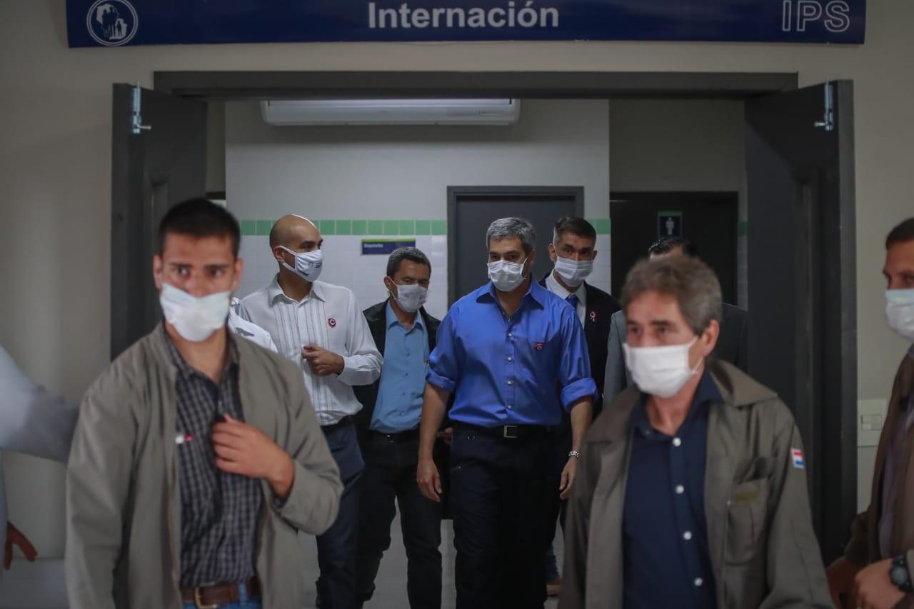 Presidente do Paraguai diz que Brasil é 'grande ameaça a propagação do coronavírus' e descarta reabrir fronteiras