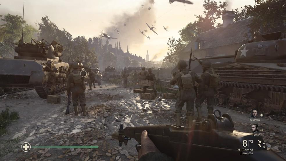 Dicas para mandar bem em Call of Duty WW2   Jogos de ação
