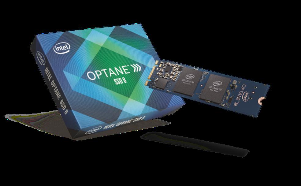 Intel Optane deixa seu próximo acesso mais rápido — Foto: Divulgação/Intel