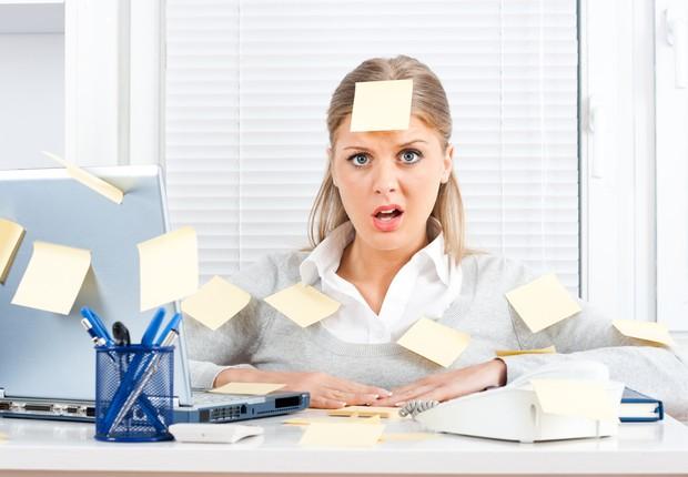 Carreira ; como manter o foco ; como se organizar no trabalho ; multitarefa ; estratégia ; como manter a sanidade no trabalho ;  (Foto: Shutterstock)