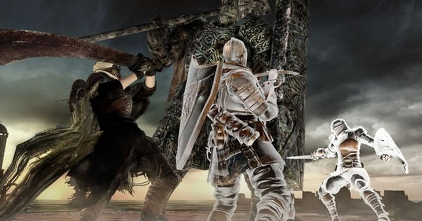 Dark Souls 2 Cursed Trailer: Dark Souls 2 é O Grande Destaque Nos Melhores Trailers Da