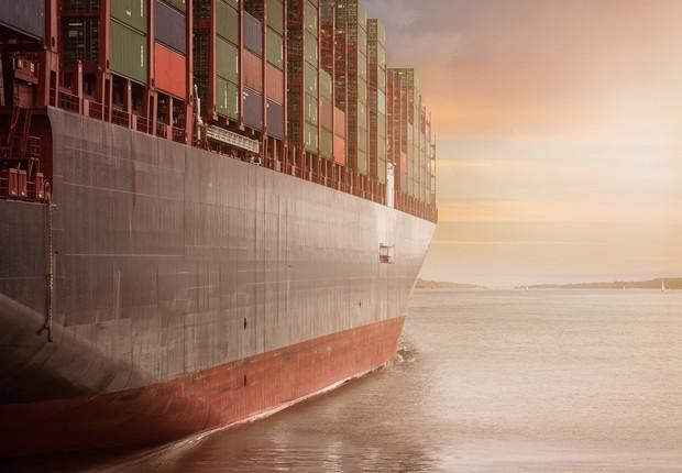 exportação, importação, balança comercial (Foto: Pexels)
