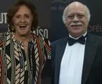 Laura Cardoso e Tonico Pereira | TV Globo