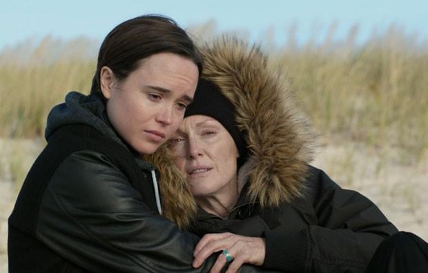 Ellen Page e Julianne Moore em Amor por Direito (Foto: Divulgação)