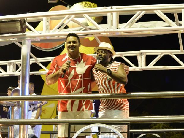 Encontro de Xandes no Carnaval de Salvador (Foto: Sérgio Pedreira/Ag. Haack)