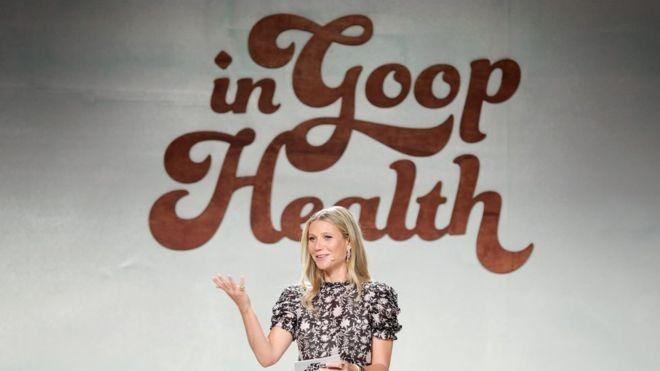 Site criado por Gwyneth Paltrow foi alvo de polêmicas por promover terapias sem base científica (Foto: Getty Images)