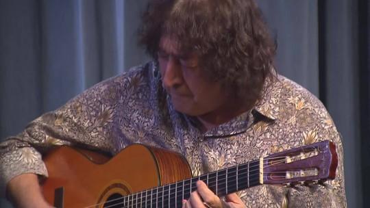 Músicas de Marku Ribas no Globo Horizonte