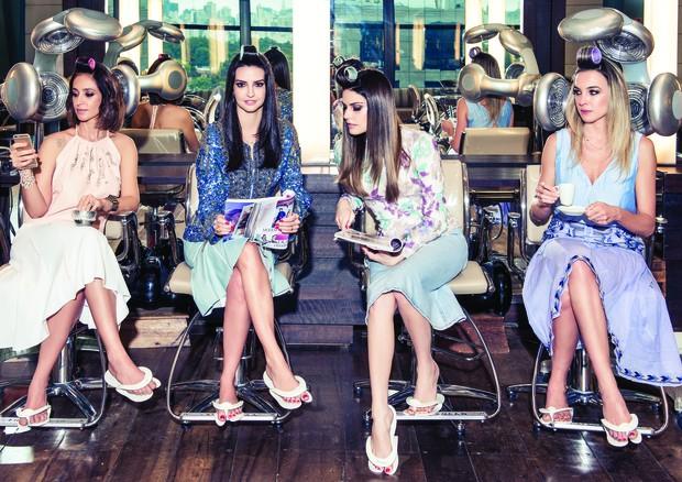 Dança das cadeiras: conheça o novo endereço de três hair stylists queridinhos  (Foto: Fred Othero/ Arquivo Vogue)