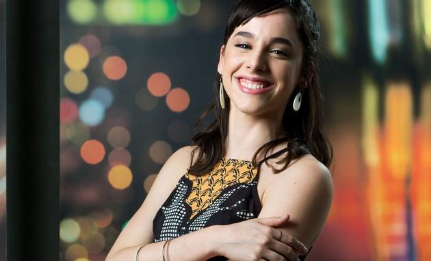 Manoela Aliperti (Foto: Globo/Raquel Cunha)