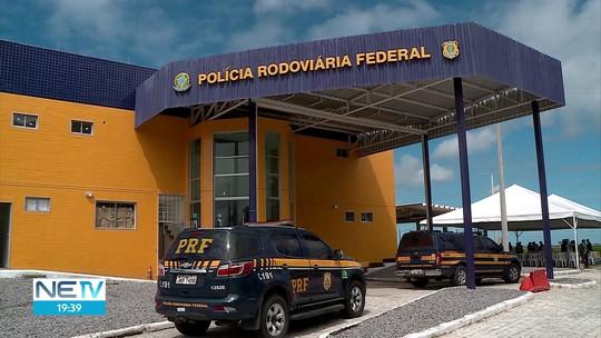 Posto de fiscalização da PRF é inaugurado em Igarassu, no Grande Recife