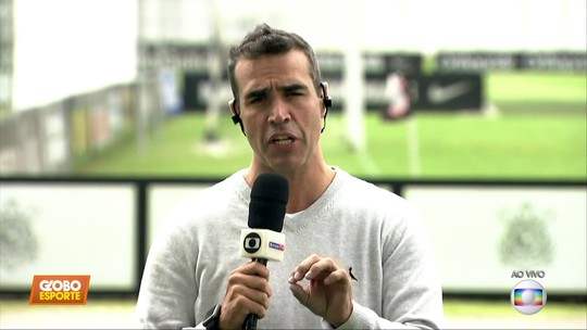 Boselli não treina em campo, e Gustagol deve voltar ao Corinthians contra a Ferroviária