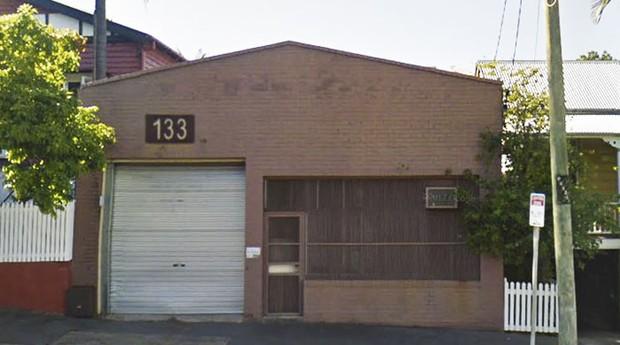 Fachada de casa em Brisbane, Austrália (Foto: Reprodução)