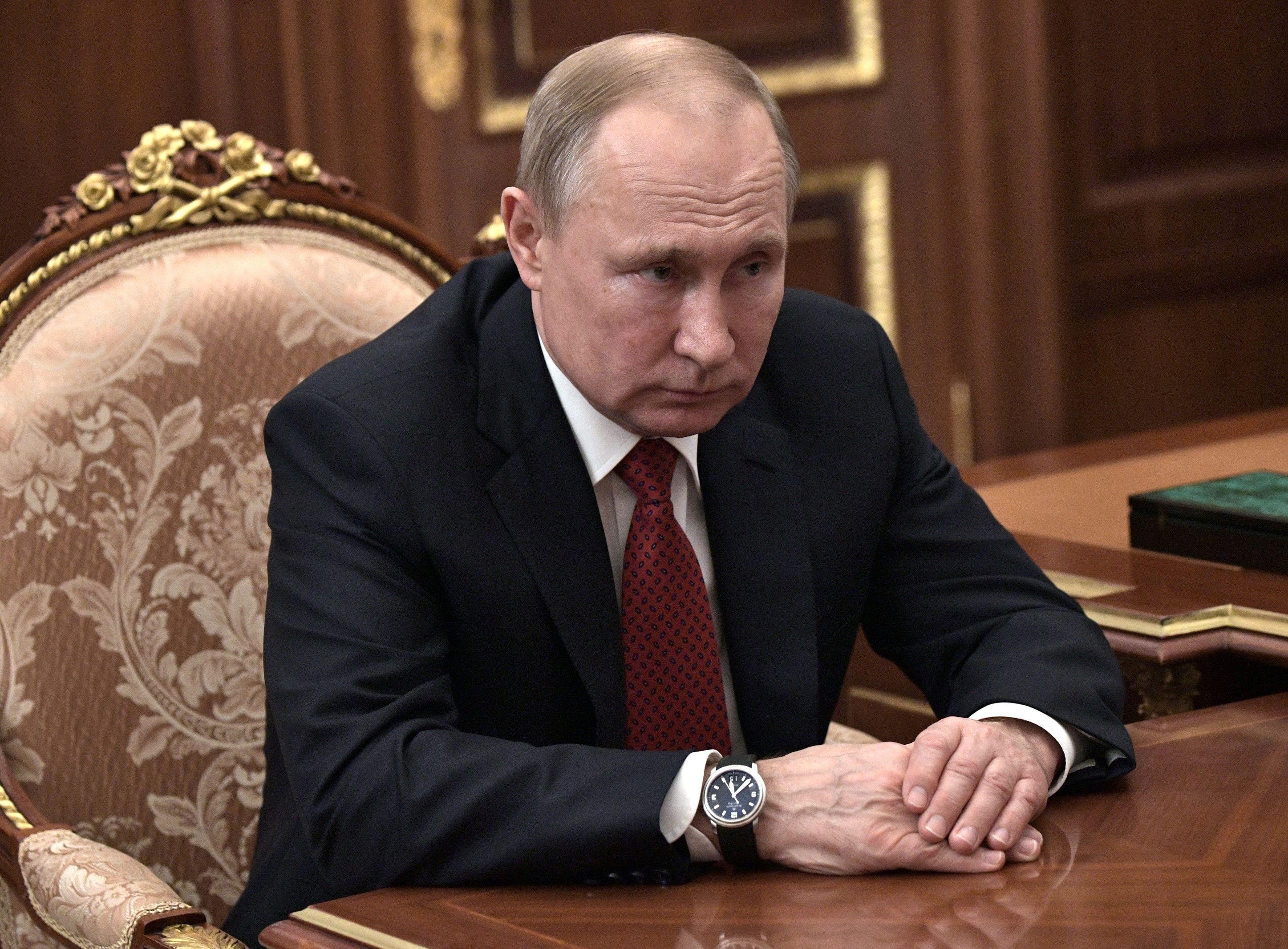 Rússia estuda conceder imunidade a ex-presidentes, diz agência